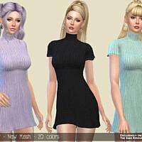Jolie Dress By Birba32