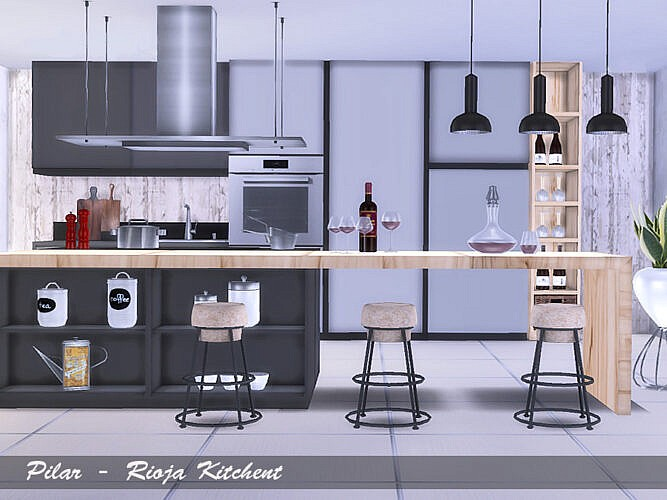 Rioja Kitchen By Pilar