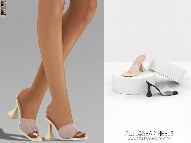 Heels By Thiago Mitchell