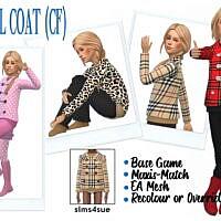 Bg Wool Coat (cf)