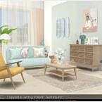 Dayana Living Room Furniture By Severinka