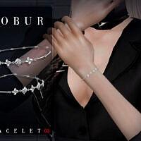 Bracelet 03 By Bobur3