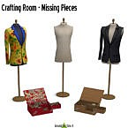 Crafting Room – Missing Pieces