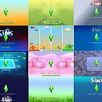 Retro Inspired Loading Screens By Mrsgerbit
