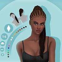 Kehlani Hair By Simcelebrity00