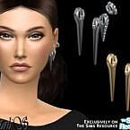 Needles Combo Earrings By Natalis
