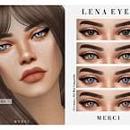 Lena Eyes By Merci