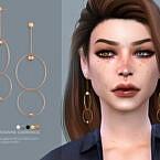 Joanne Earrings By Sugar Owl
