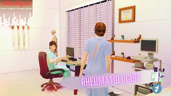 The Ultimate Rheumatologist Career By Miraimayonaka