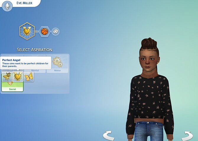 Sims 4 Child Aspirations Set by MissBee at Mod The Sims 4
