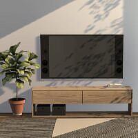 Nordic Tv Bench & Rug