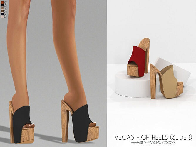 Vegas High Heels (slider)
