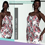 Springtime Collection Dress I By Viy Sims