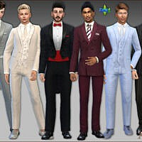 Wedding Outfits For Grooms