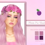 Plum Pie Shadows By Ladysimmer94