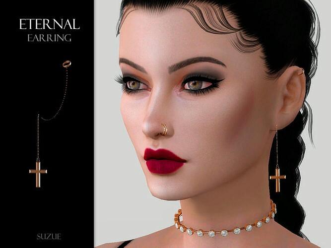 Eternal Earrings By Suzue