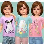 Sally T-shirt By Lillka