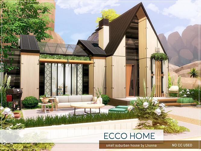 Ecco Home By Lhonna