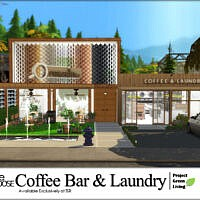 The Caboose Coffee Bar And Laundry By Algbuilds