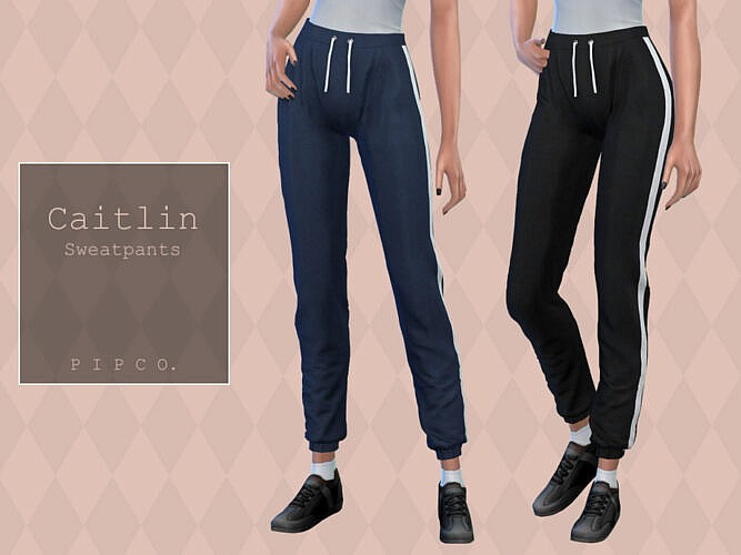 Caitlin Sweatpants By Pipco