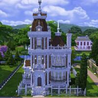 Villa Ornate By Alexiasi