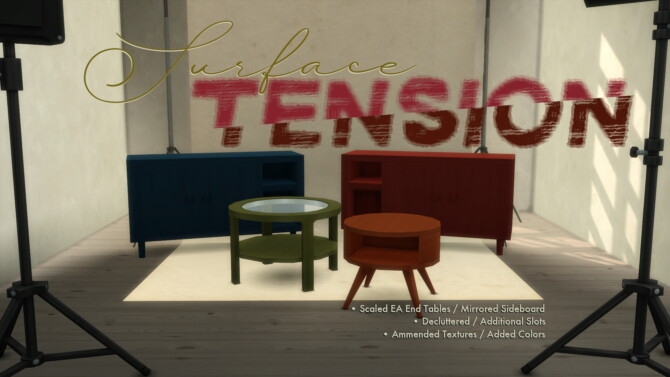Sims 4 HodgePodge Collection at b5Studio