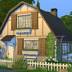 Dreamy Cottage By Flubs79