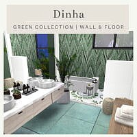 Green Collection: Wall & Floor
