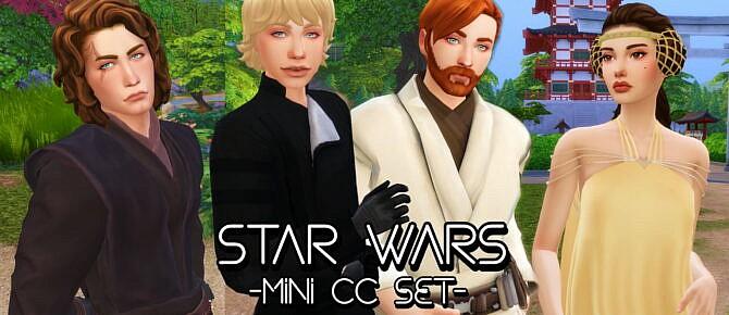 Star Wars Glove + Skin Details (mini Set) By Soaplagoon