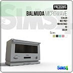 Balmuda Microwave (p)