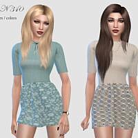 Dress N 340 By Pizazz