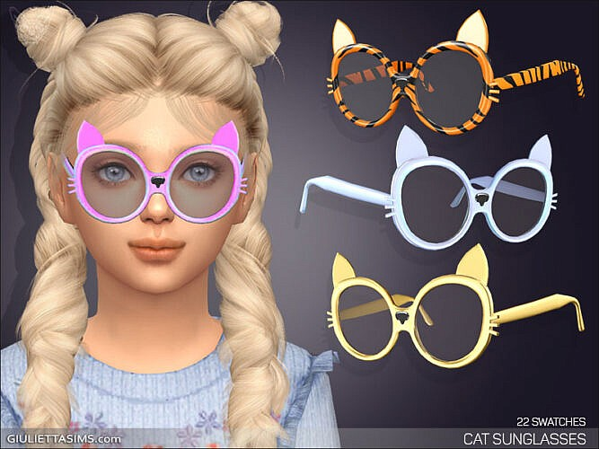 Cat Sunglasses For Kids