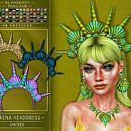 Syrena Jewelry Set