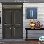 Brillante Panel Doors By Mincsims