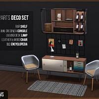 5 Parts Deco Set (p)
