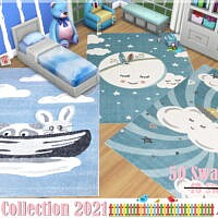 Kids Rugs Collection 2021