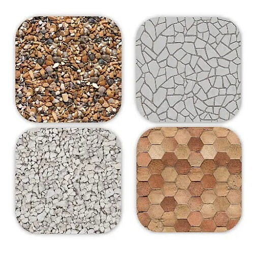 Outdoor Tiles By Oldbox
