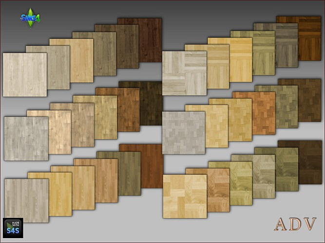 Wooden Floors By Mabra