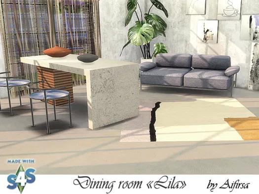 Lila Dining Room