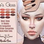 Lee's Gloss By Kareemzisims