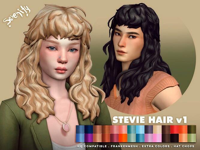 Stevie Hair