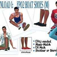 Ep02 Boat Shoes (m)