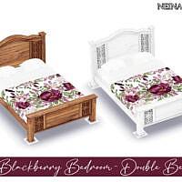 Blackberry Bedroom By Neinahpets