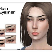 Urban Eyeliner By Yanisim