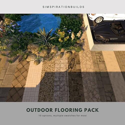 Outdoor Flooring Pack
