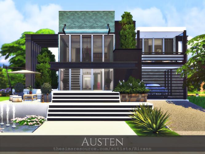 Austen House By Rirann