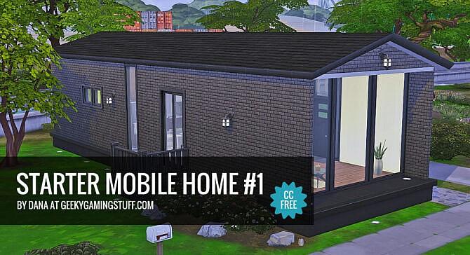 Starter Mobile Home #1