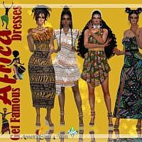 Africa Dresses