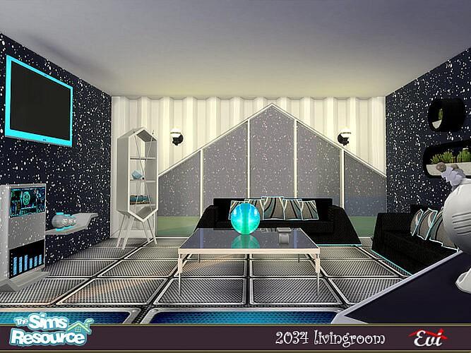 2034 Livingroom By Evi