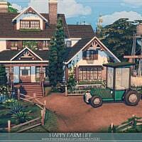 Happy Farm Life By Mychqqq